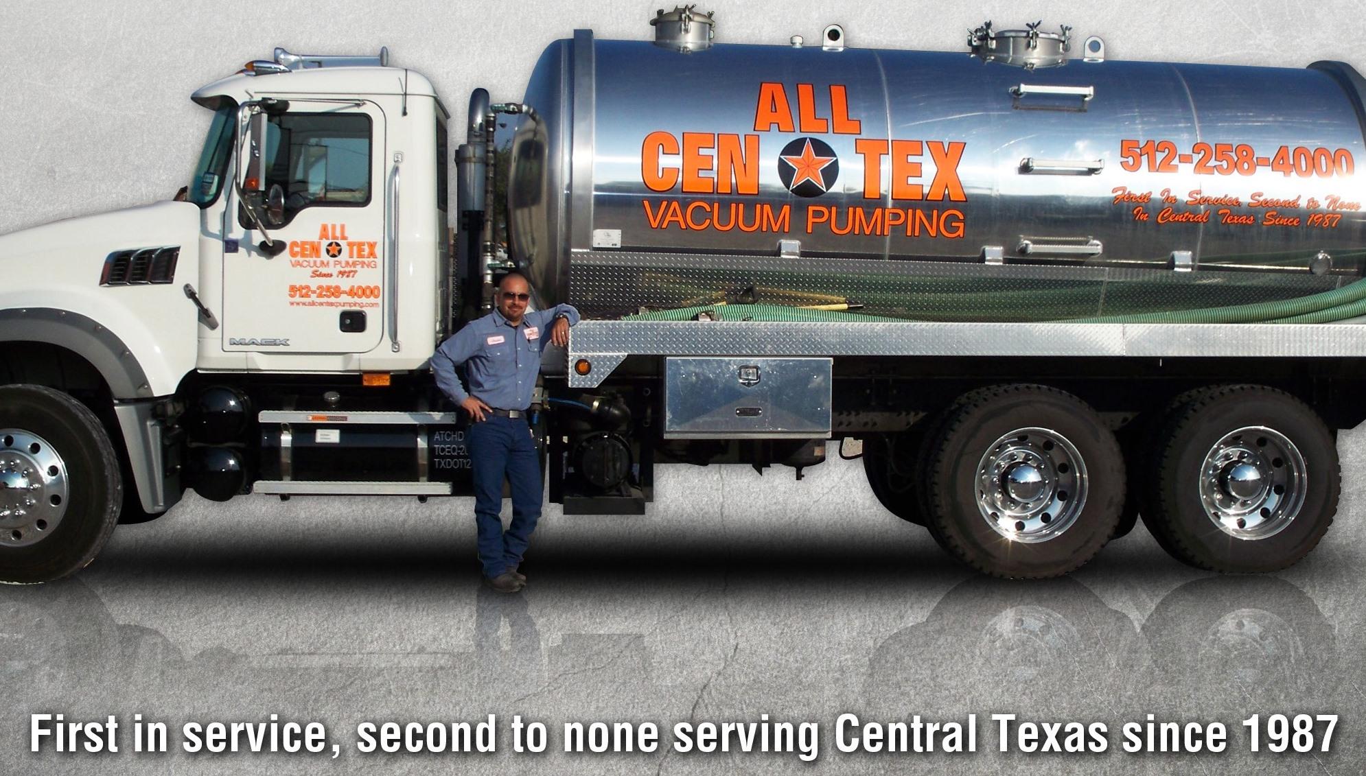 All Cen Tex Septic & Vacuum Pumping image 0