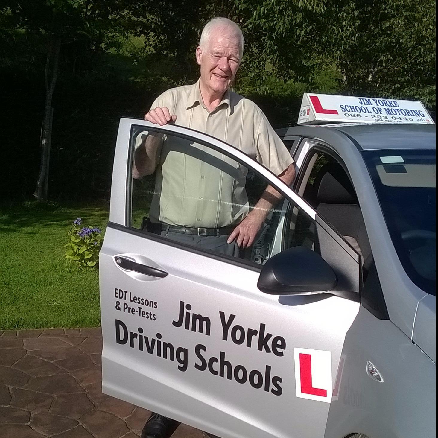 Jim Yorke School of Motoring 1