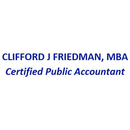 Clifford J Friedman, MBA, CPA