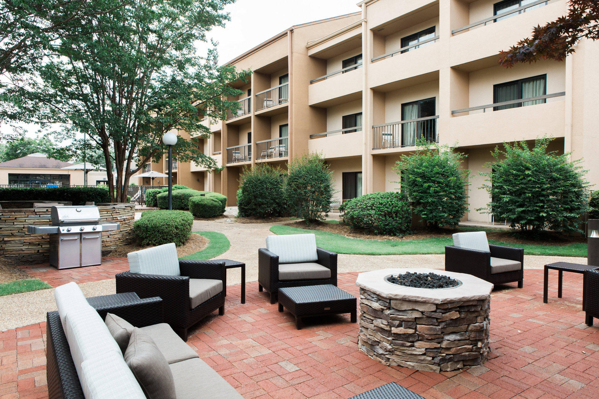 Courtyard by Marriott Montgomery