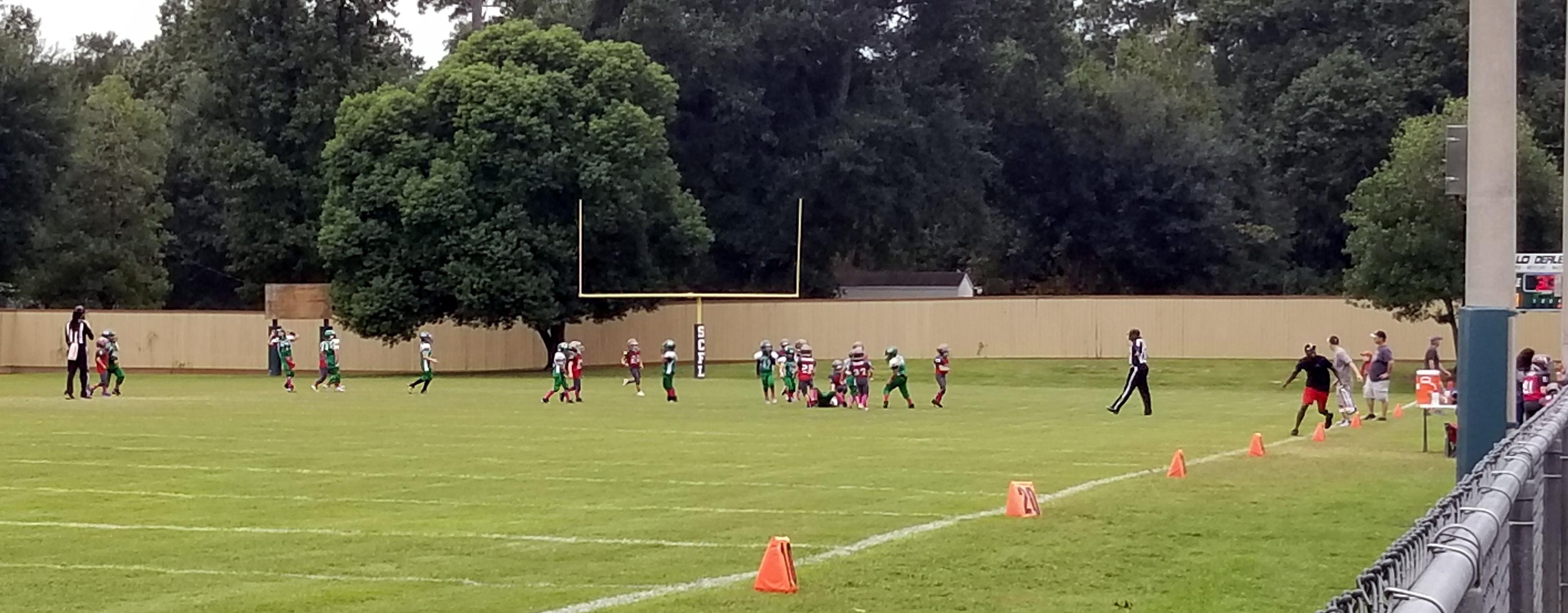 South County Football League (SCFL) At Gullo Park image 3