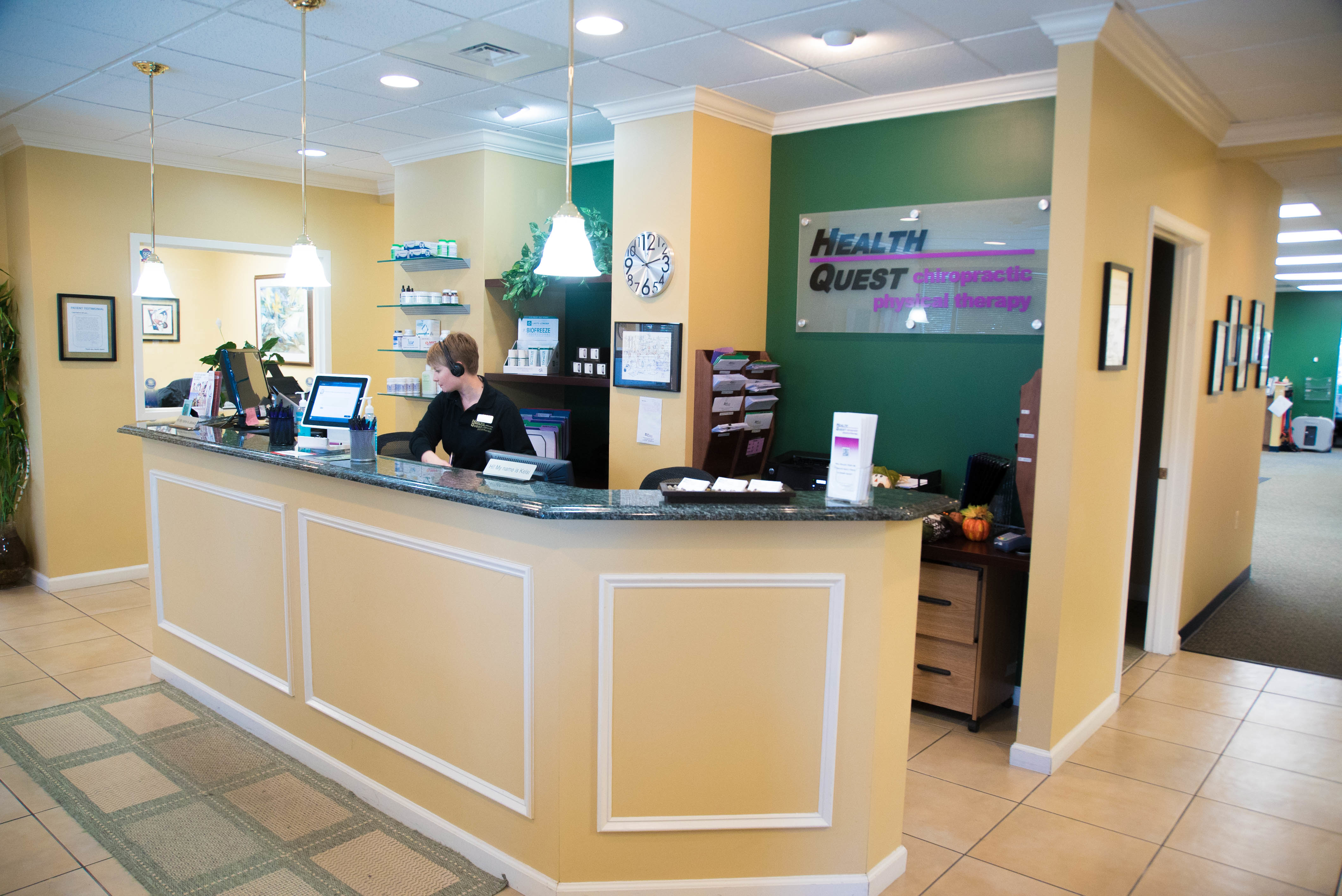 Health Quest Chiropractic & Physical Therapy image 0