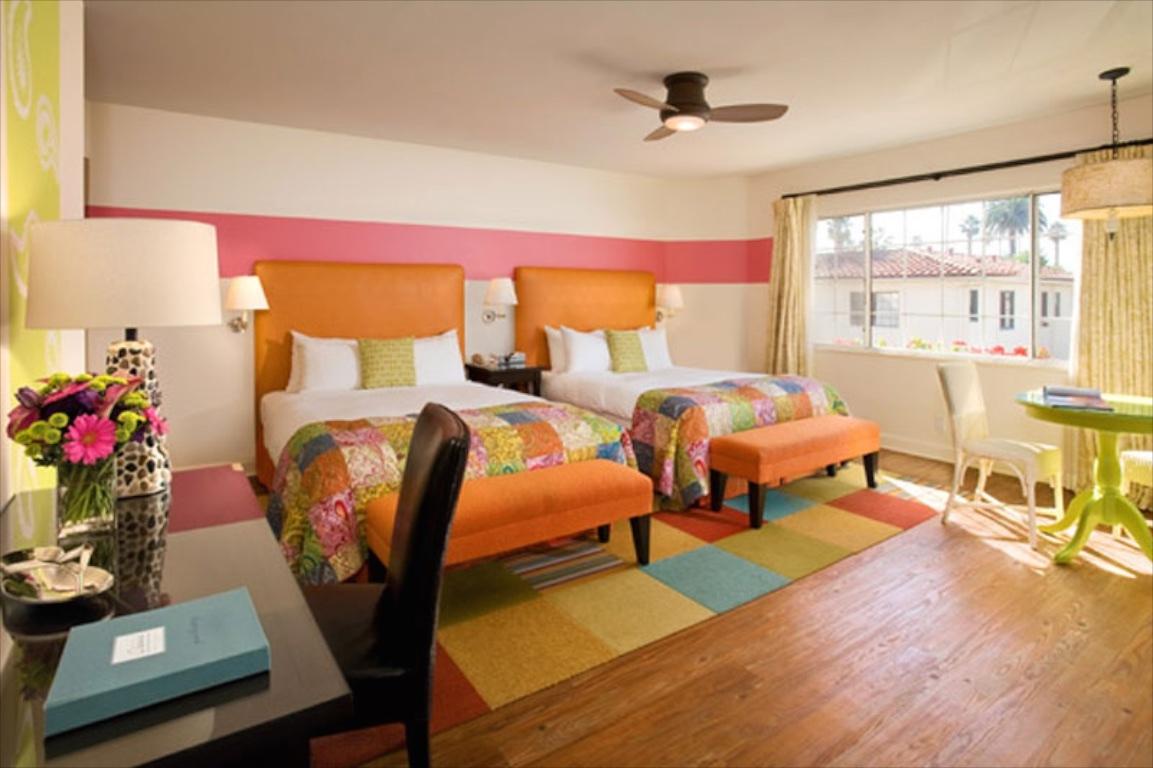 Hotel Milo Santa Barbra - Deluxe King Double