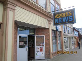 Eddie's News Stand & Novelties in Prince Rupert