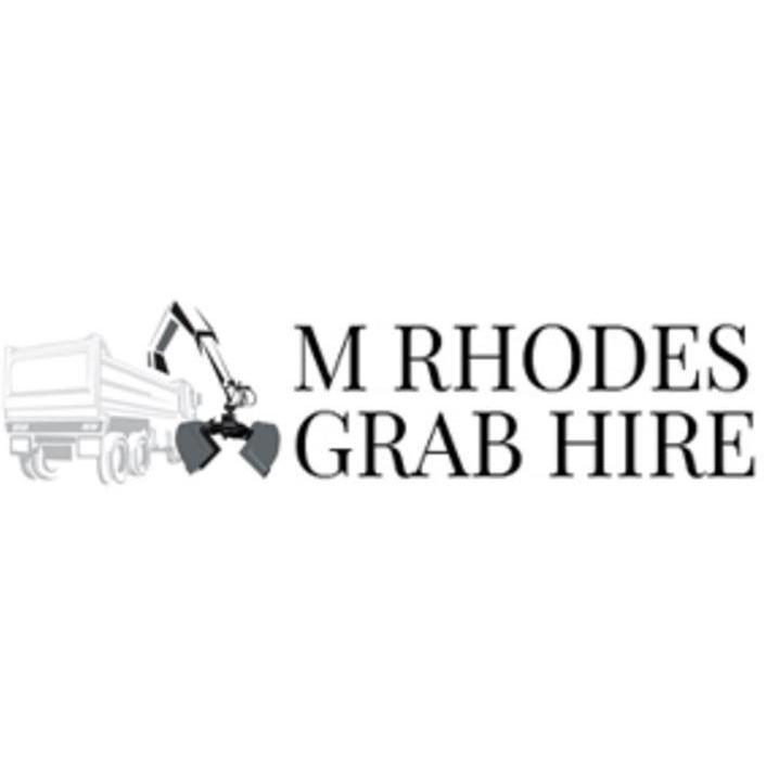 M Rhodes Grab Hire