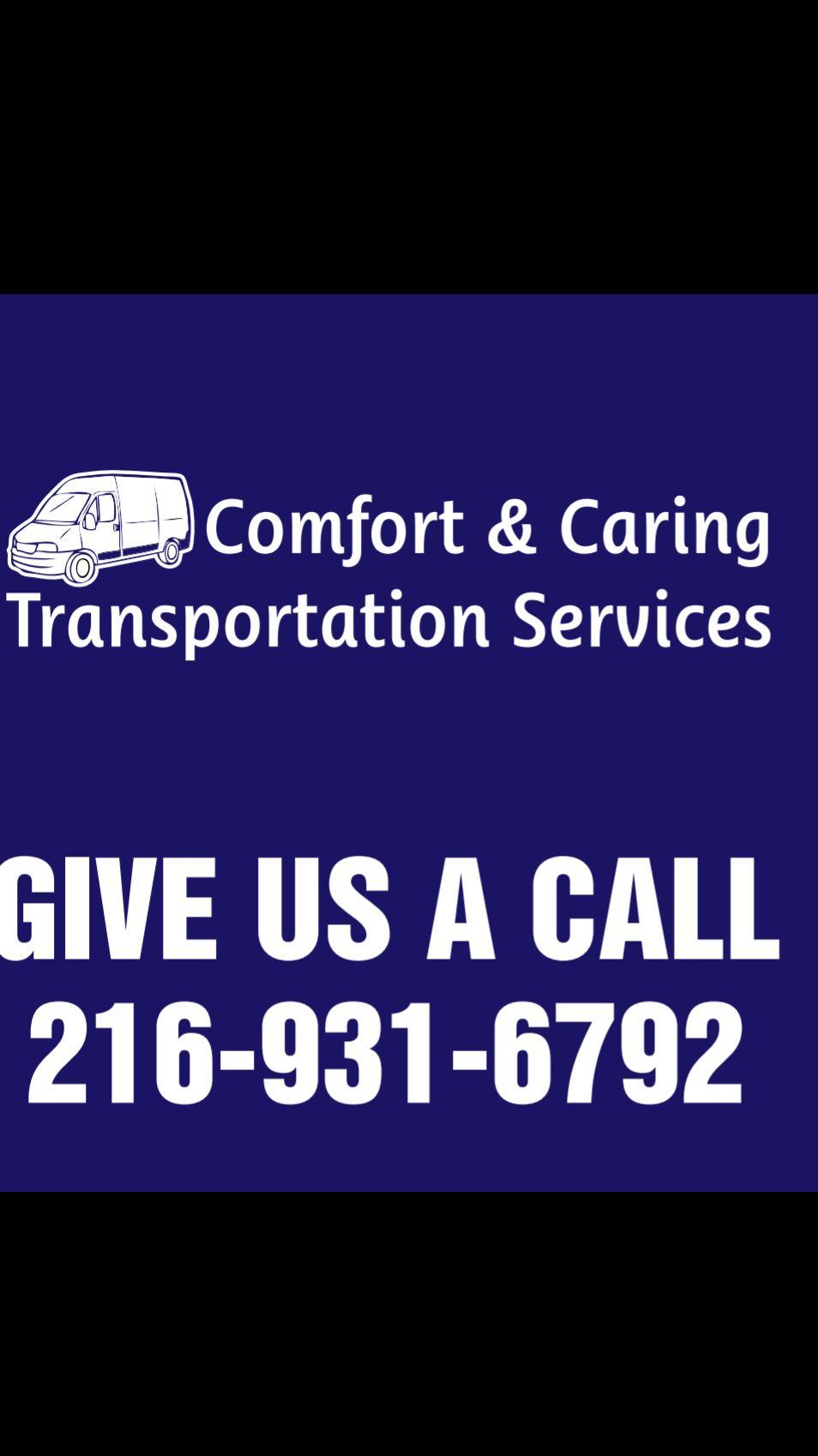 Comfort & Caring Transportation Services LLC image 0