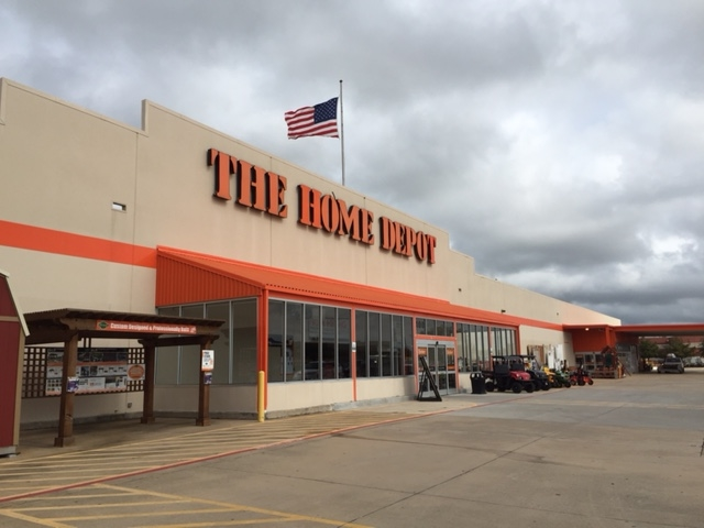 The Home Depot 100 Abner Jackson Pkwy Lake Jackson, TX Home Depot   MapQuest
