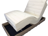 100% Natural Organic Latex Mattress Pure Talalay Foam.  Compare to Certified Organic Dunlop - available in Soft, Regular Firm, Extra Firm and Ultra Firm.  FACTORY DIRECT - Why Pay Retail for the best mattress in the World!