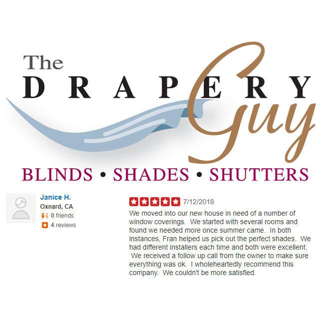 The Drapery Guy - Window Treatments Westlake Village image 26