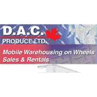 DAC Storage Trailers