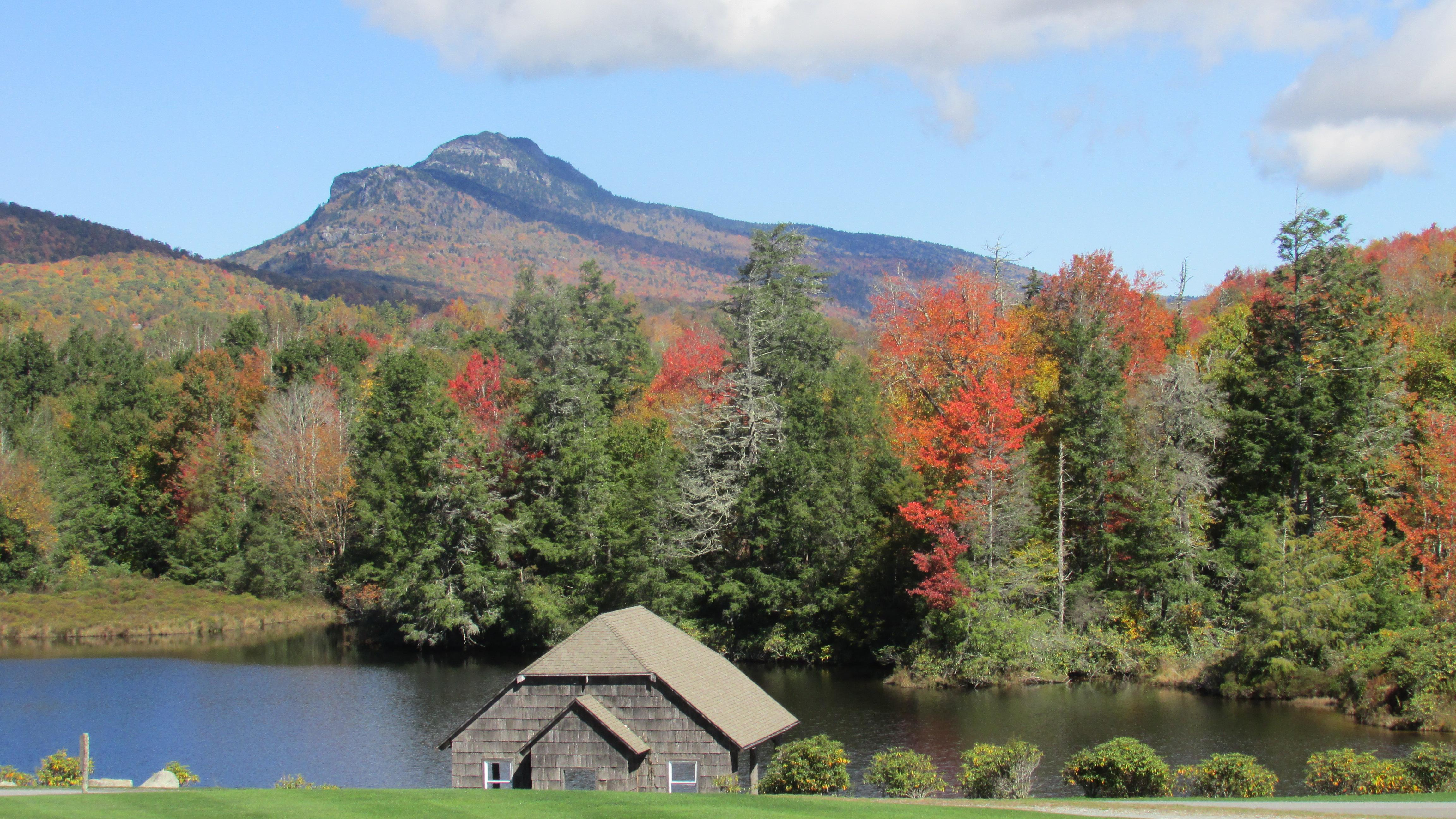 Linville Land Harbor is nestled in the western North Carolina Mountains just minutes from Grandfather Mountain.