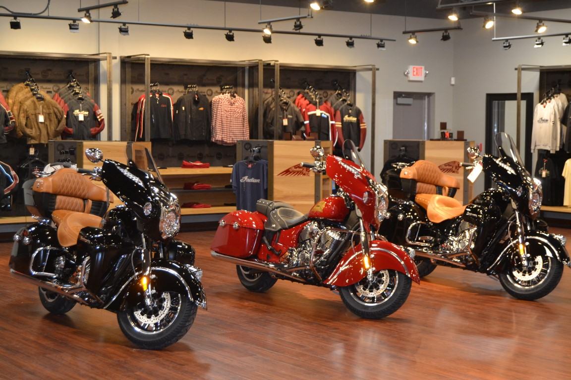 Dillon Brothers Indian Motorcycle image 11