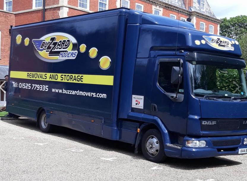 Buzzard Movers Ltd