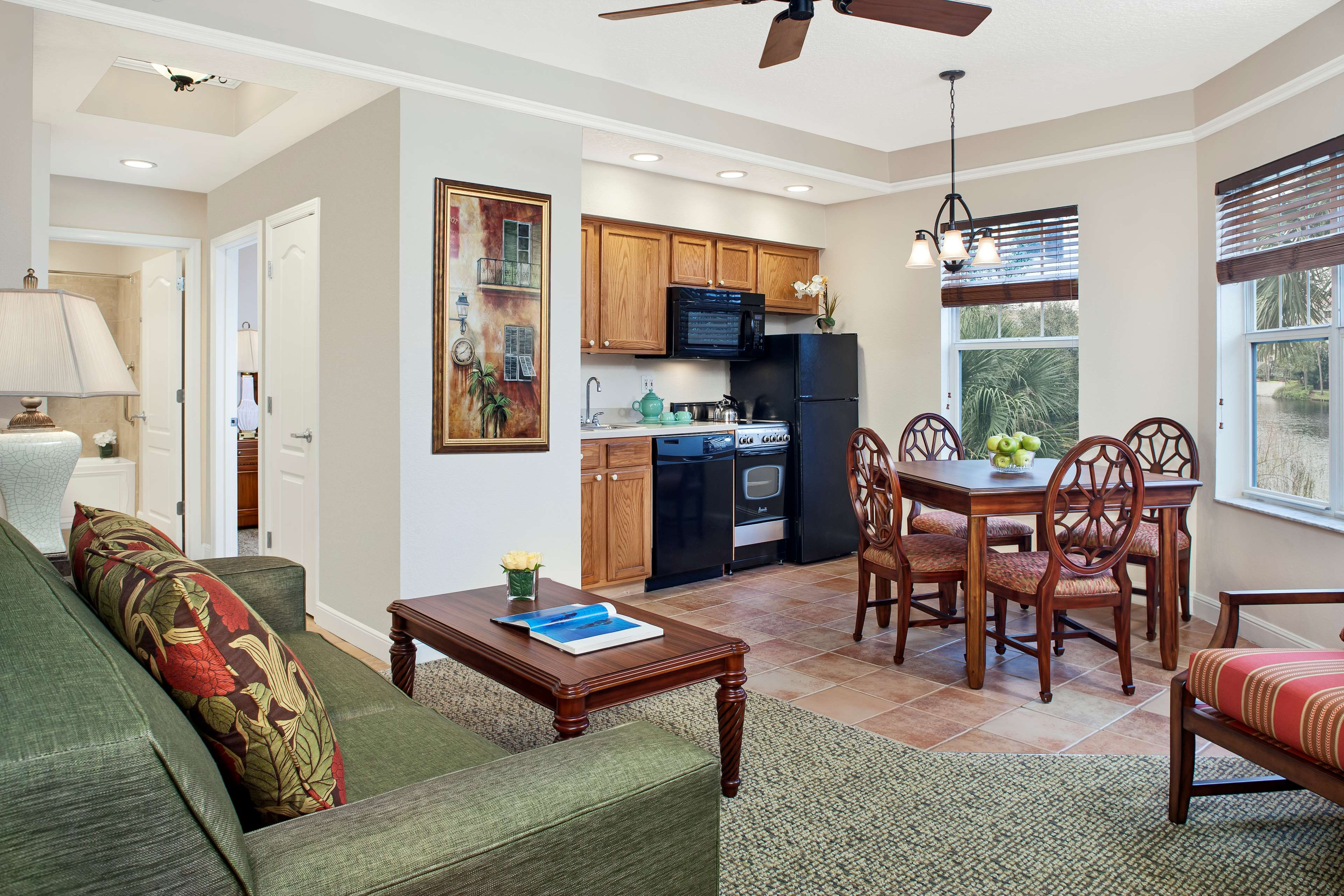 Bella Phase Living/Dining Area