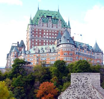 Best Western Premier Hotel Aristocrate à Quebec: Local Attraction
