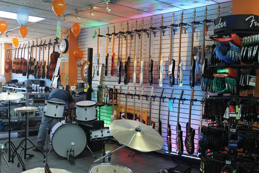 Tenemos Todo en Instrumentos Musicales