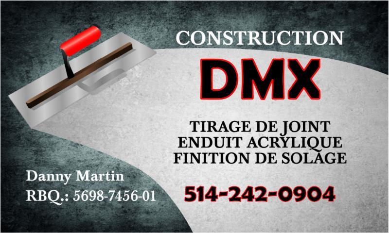 Construction DMX Enr