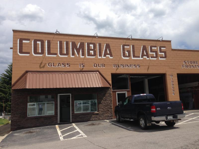 Columbia Glass Ltd in Trail