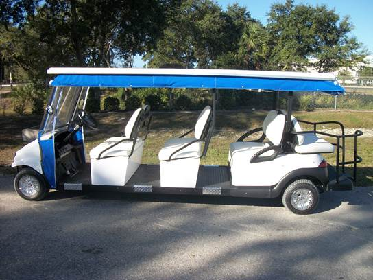 Hole In One Golf Carts image 3