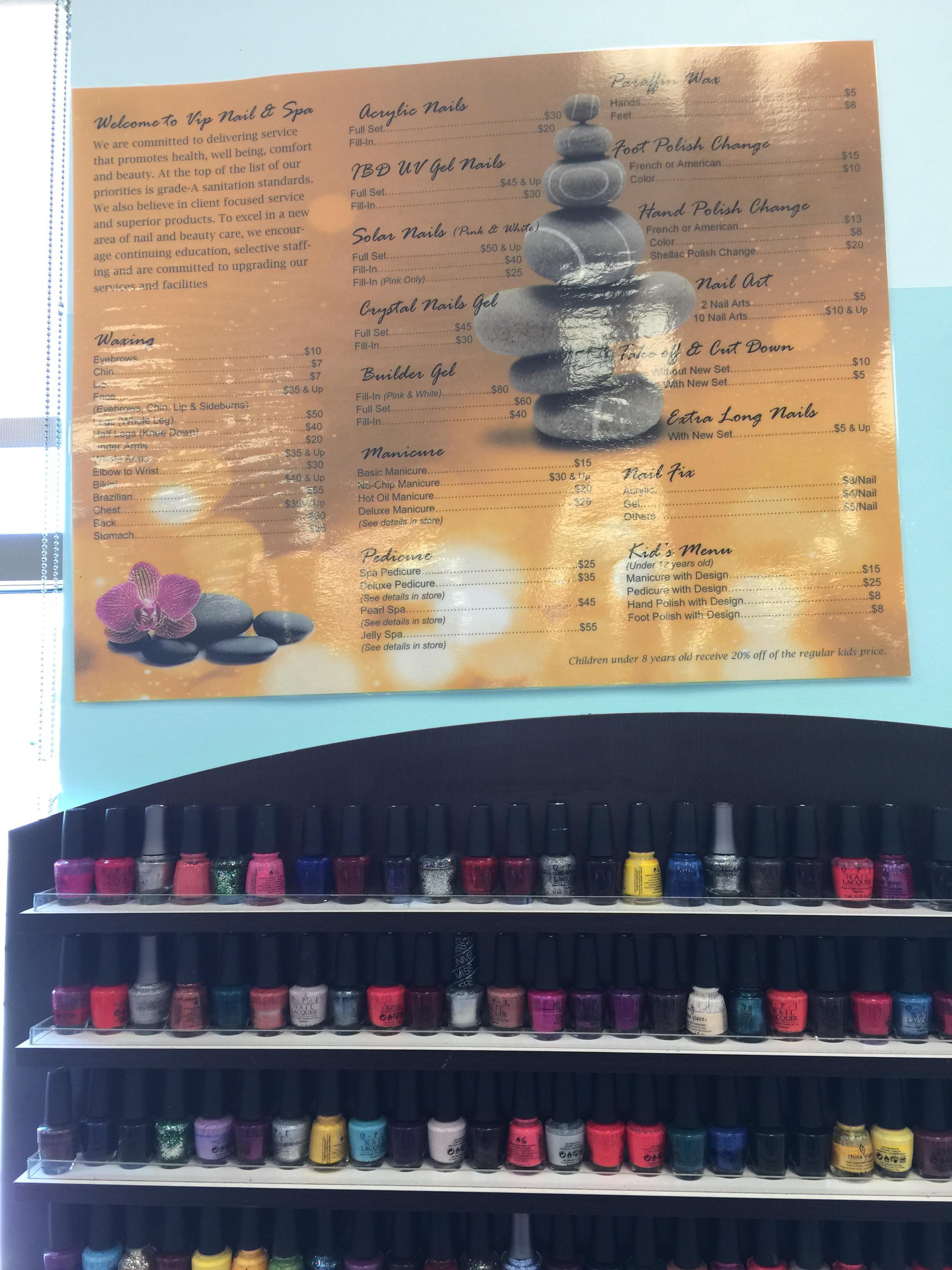 VIP Nails & Spa image 2