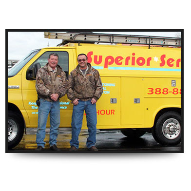 Superior Service Heating, Cooling & Refrigeration