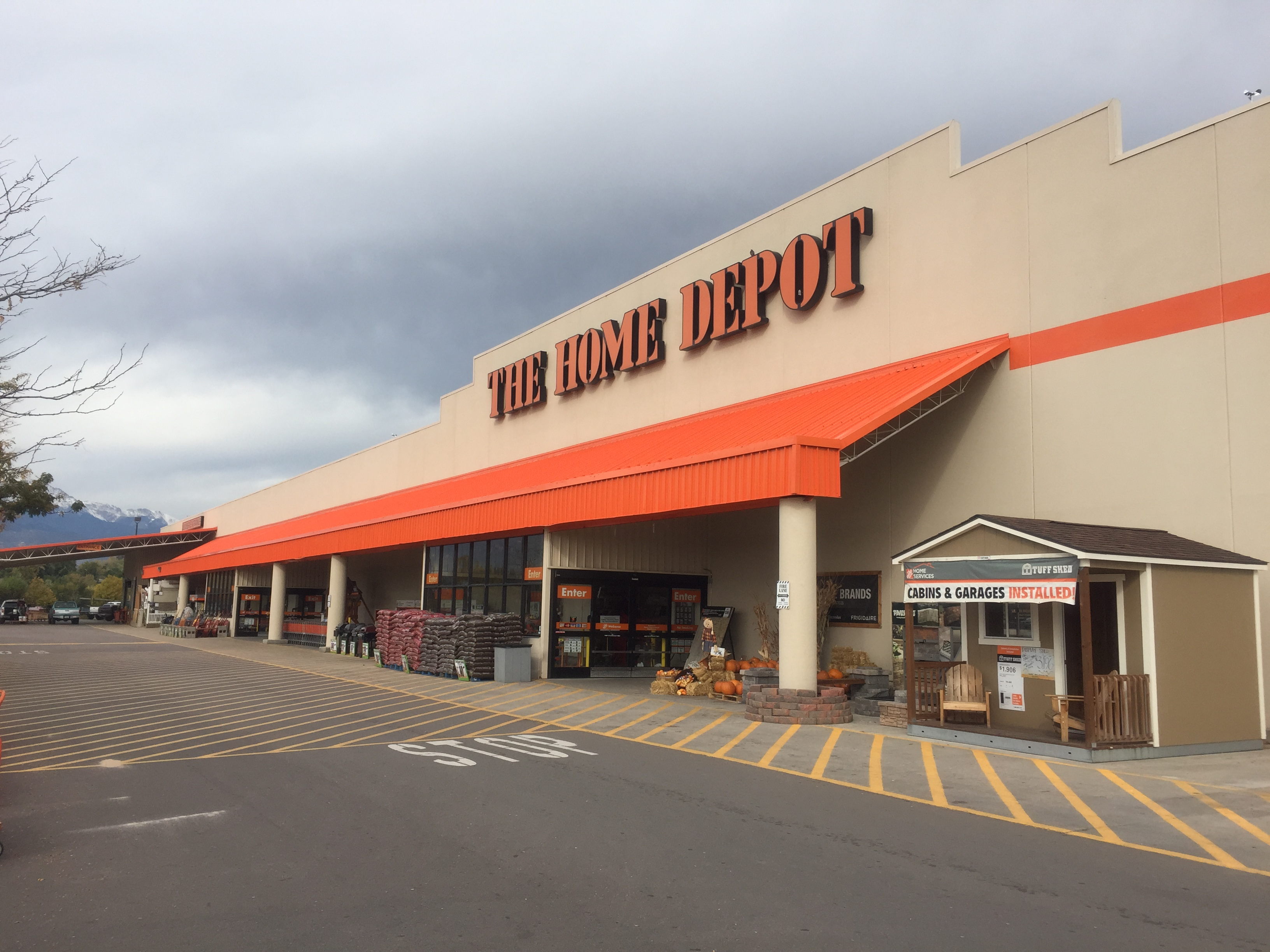 The Home Depot 102 N Academy Rd Colorado Springs, CO Hardware Stores ...