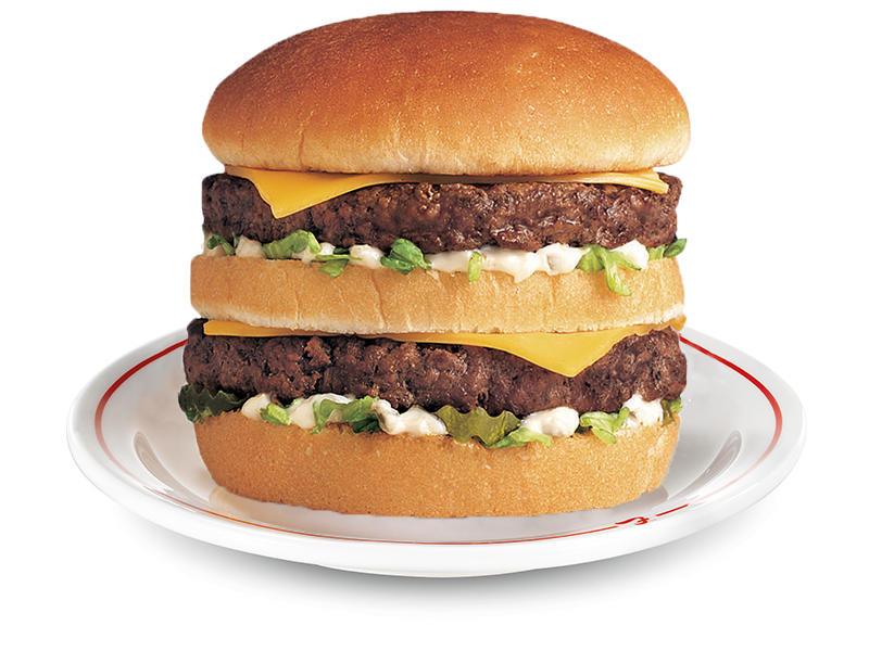 Big Boy Burger, Brawny Lad & More
