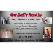 New Quality Touch Dry Cleaning, Alterations, Shoe Repair
