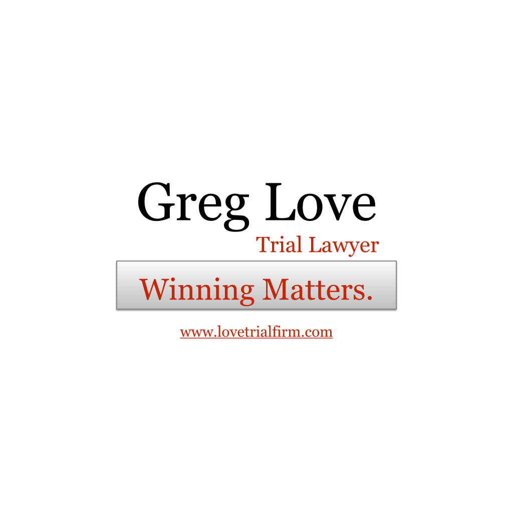 Love Law Firm PC - ad image