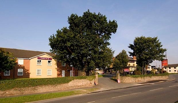 Premier Inn Hereford