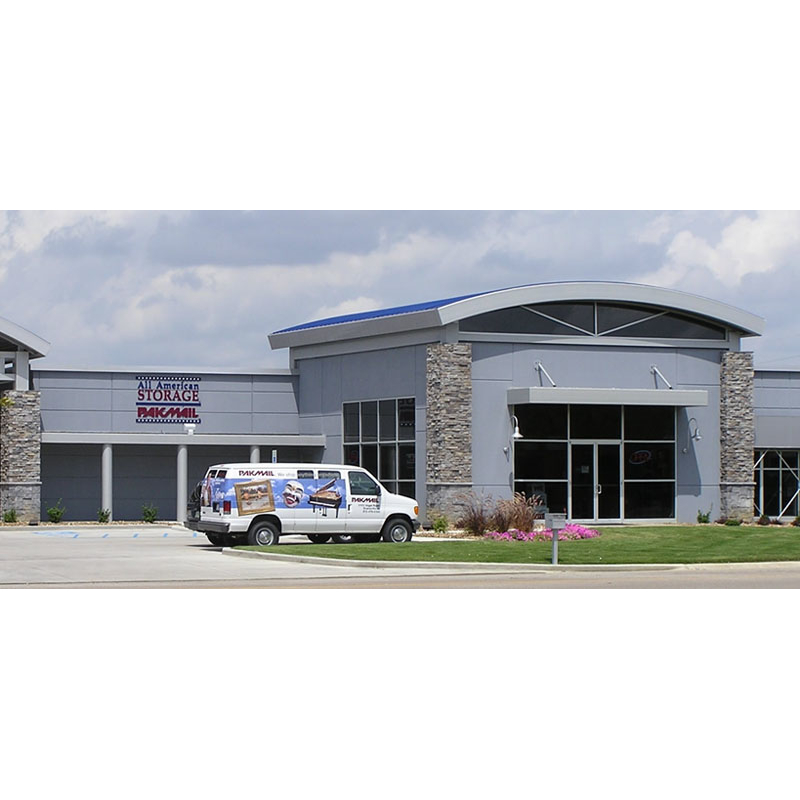 All American Storage Pak Mail Evansville In Company Information
