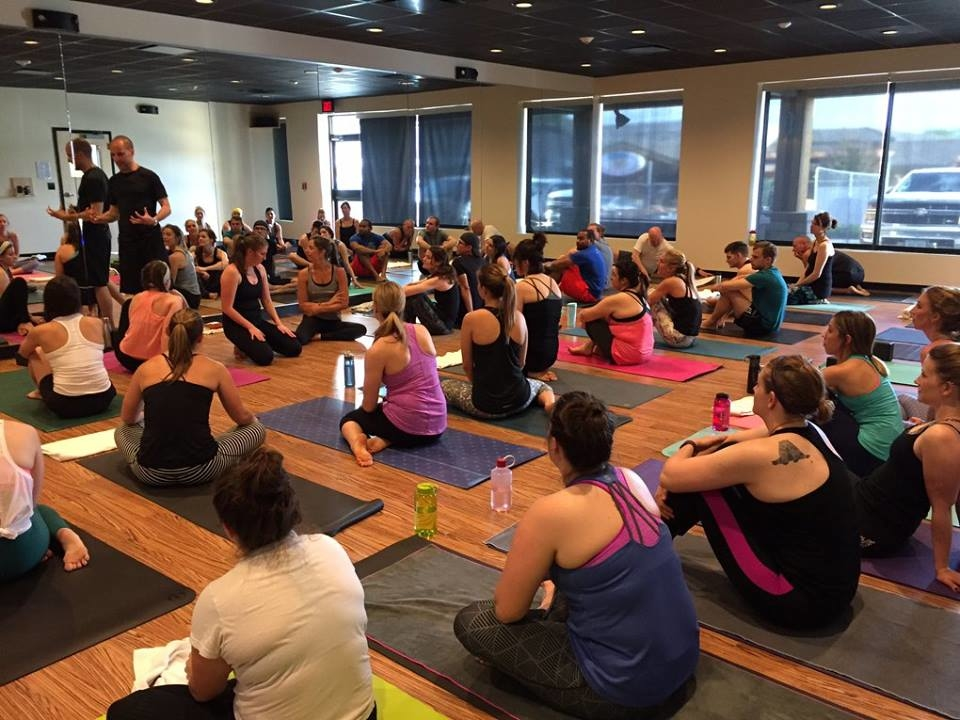 Power Life Yoga Barre Fitness image 1