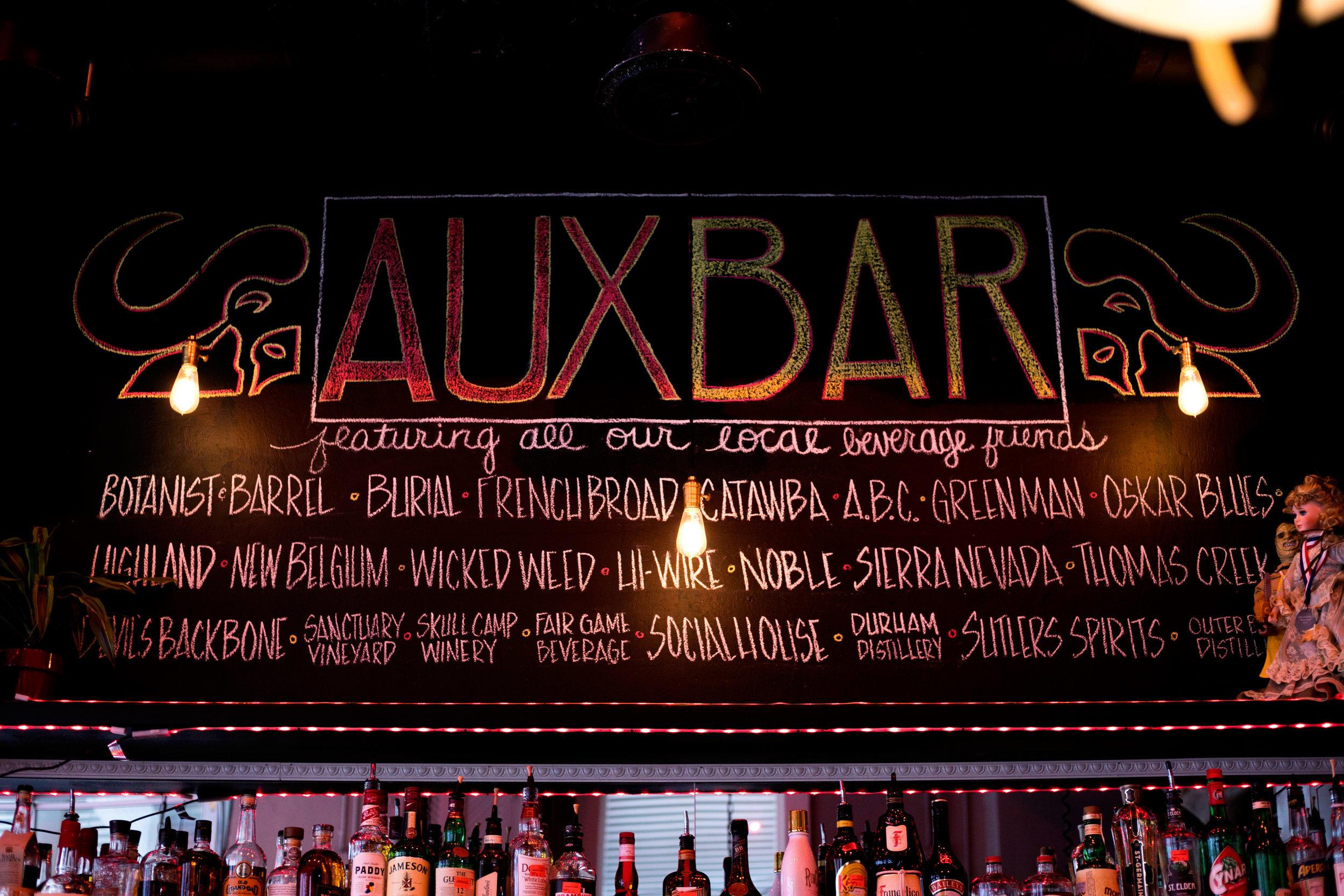Aux Bar image 0