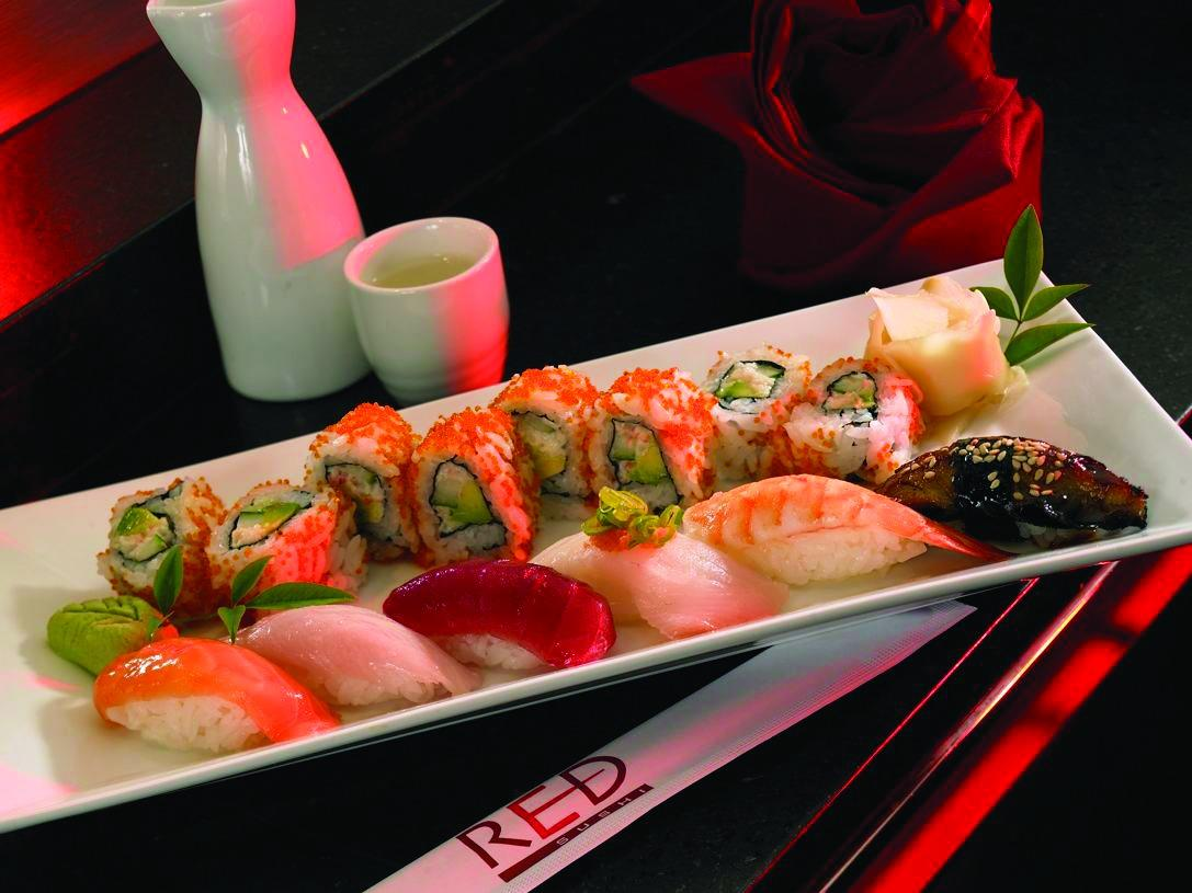 RED Sushi and Hibachi Grill image 2
