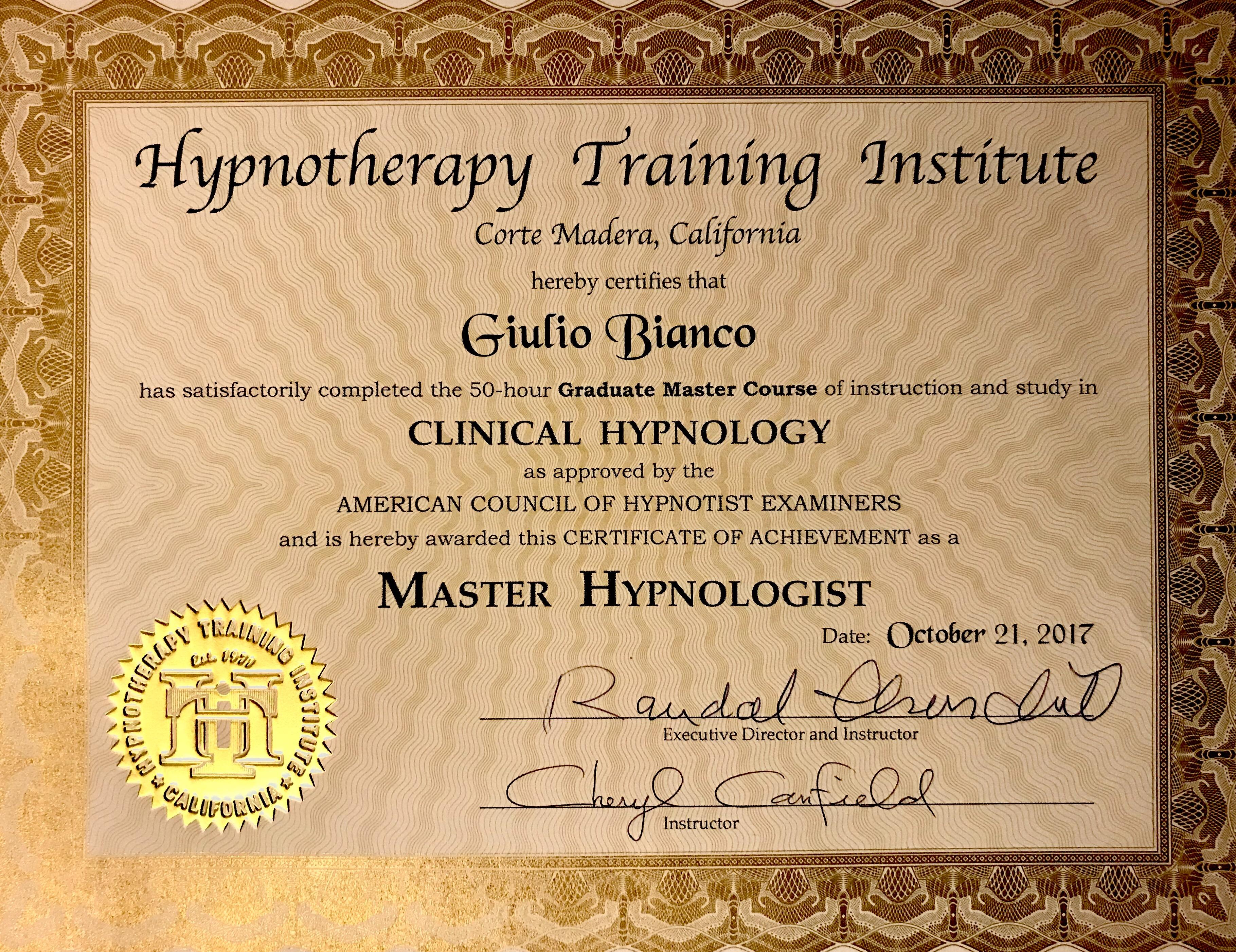 Hypnosis, Regression, Psychobiology, New York image 0