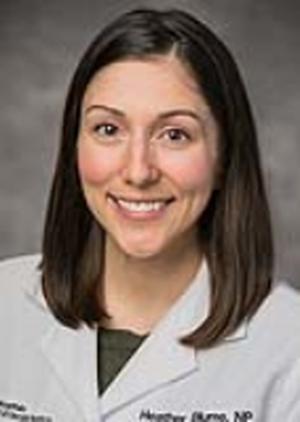 Heather Blume, CNP - UH Cleveland Medical Center image 0