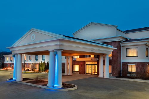 Holiday inn express suites rochester victor in victor Hilton garden inn rochester pittsford