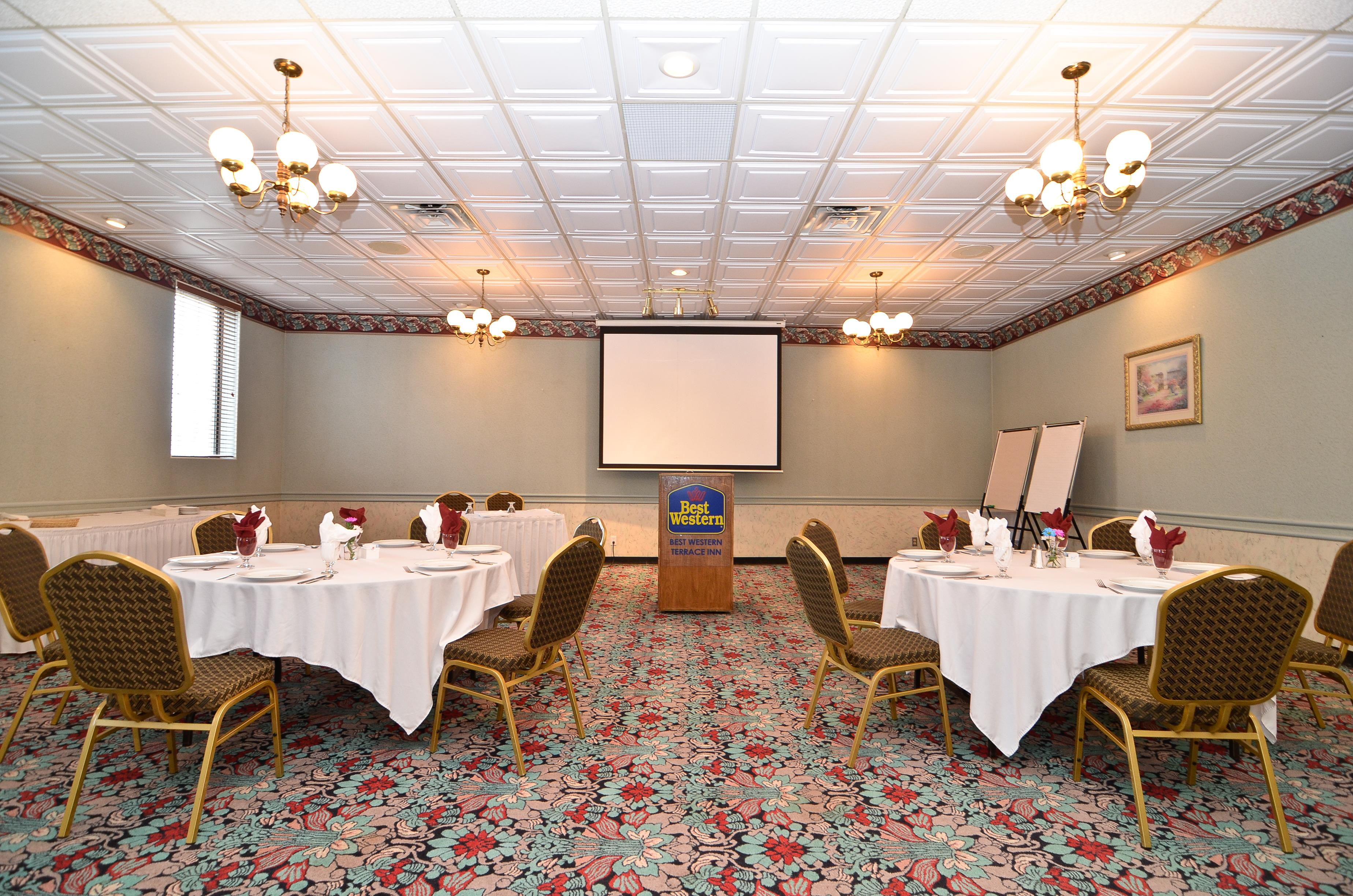 Best Western Terrace Inn in Terrace: Meeting Room