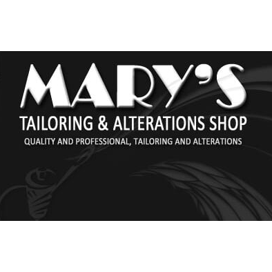 Mary's Tailoring & Alterations Shop
