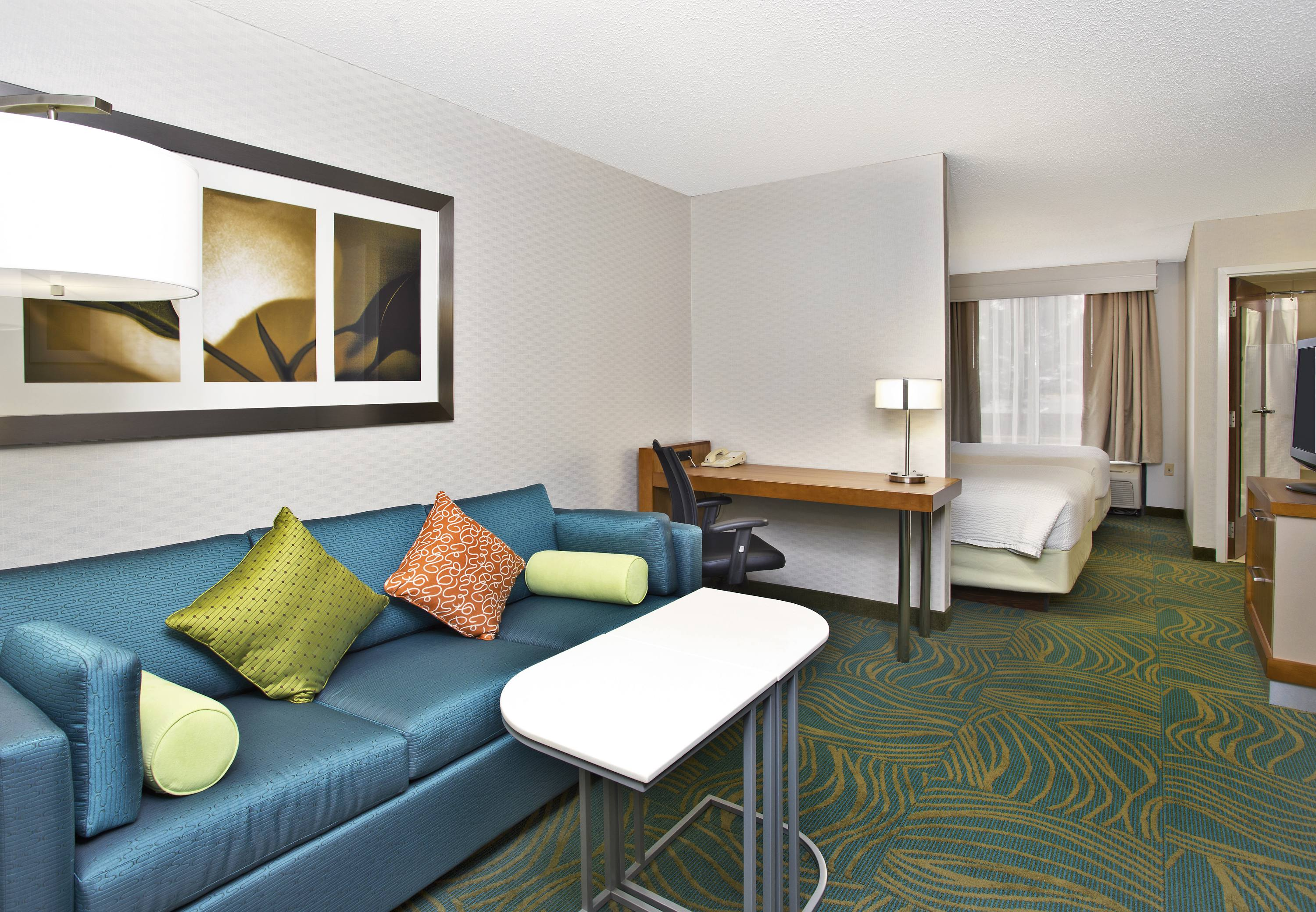 SpringHill Suites by Marriott Chicago Elmhurst/Oakbrook Area image 9