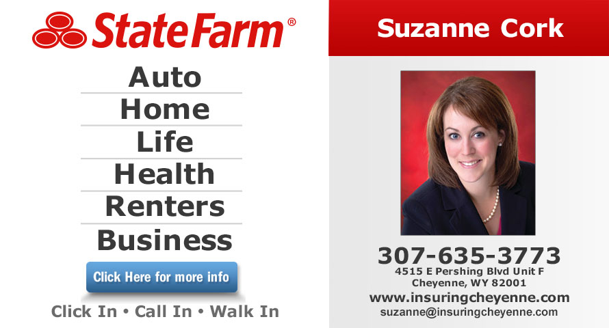 Suzanne Cork State Farm Insurance Agency image 0