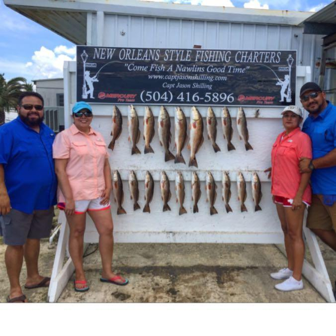 New Orleans Style Fishing Charters LLC image 65