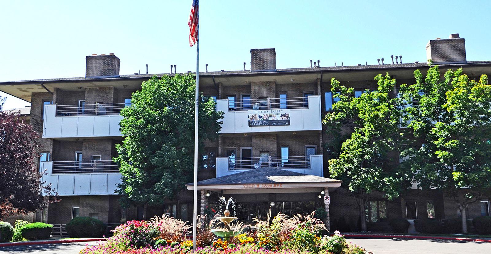 The Courtyard at Lakewood image 3