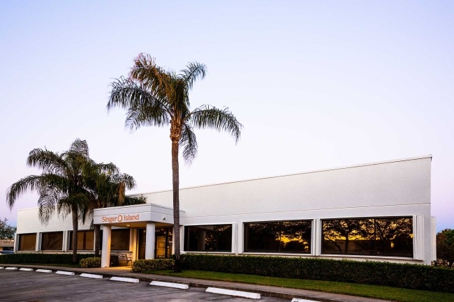 Singer Island Addiction Treatment Center at 4460 Medical Cen