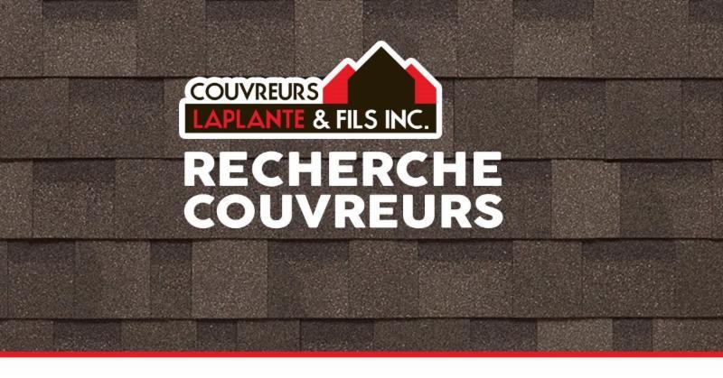 Couvreurs Laplante & Fils Inc à Saint-Christophe-d'Arthabaska