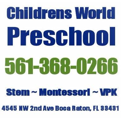 Childrens World Preschool