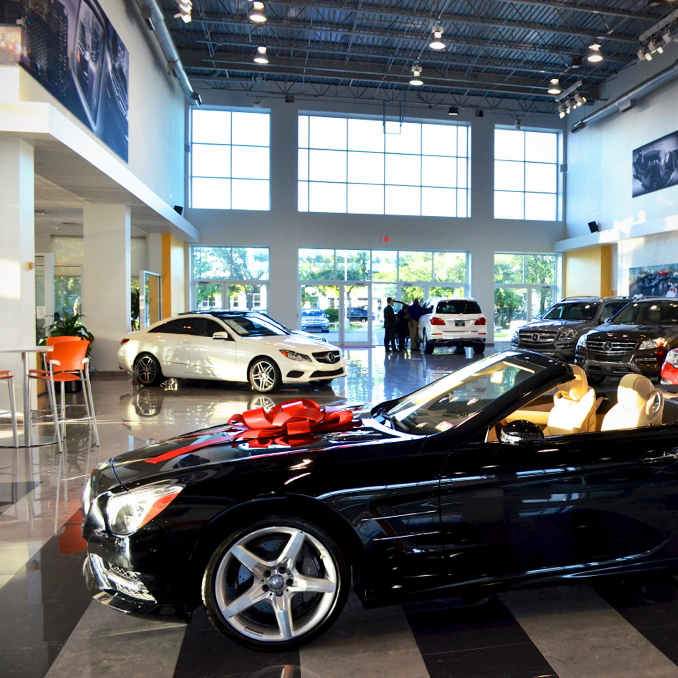 Mercedes Benz Of Houston North