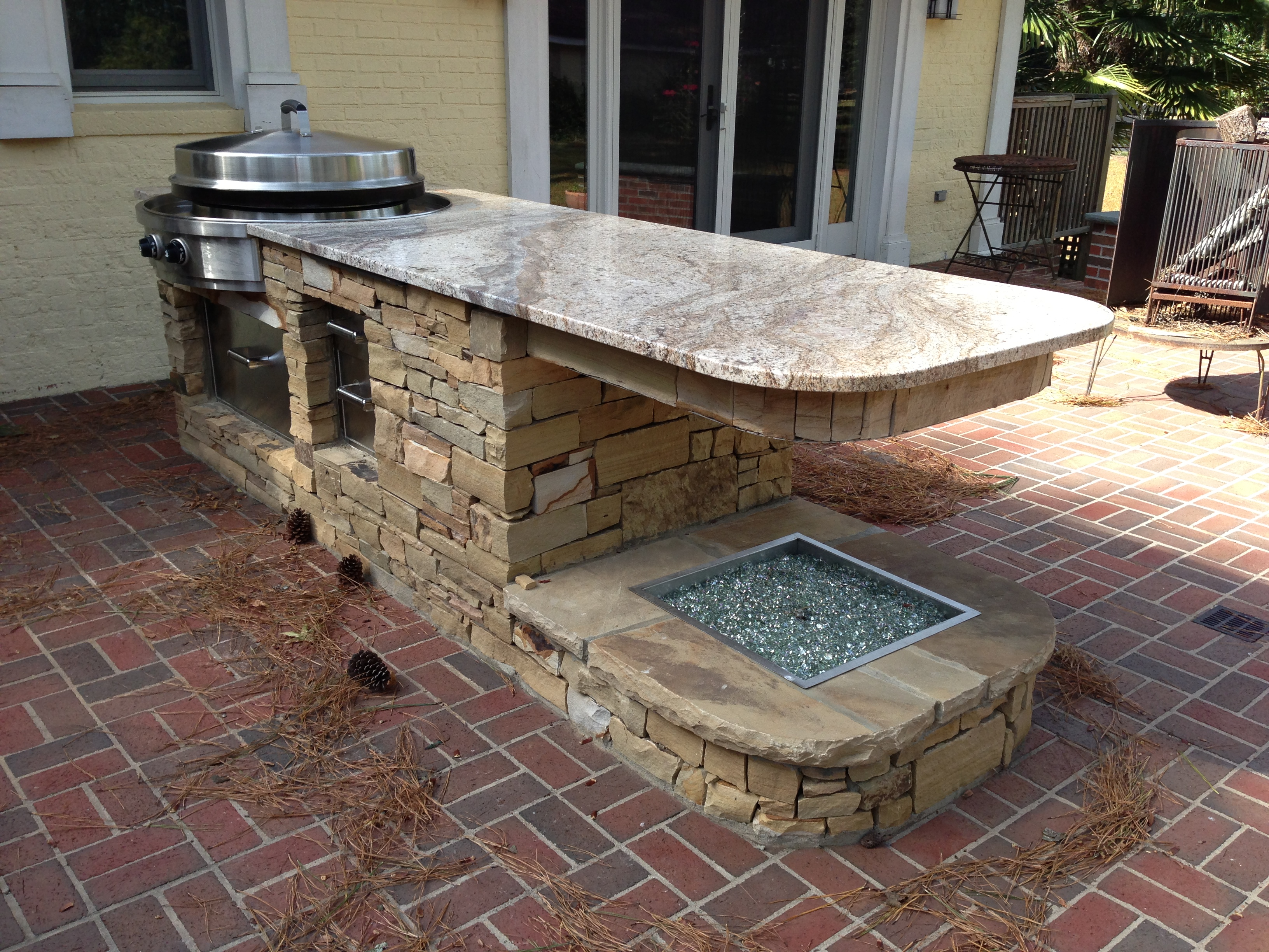 classic rock fabrication outdoor kitchen sink Classic Rock Fabrication Dana Drive Harrisburg PA Kitchen Remodeling MapQuest