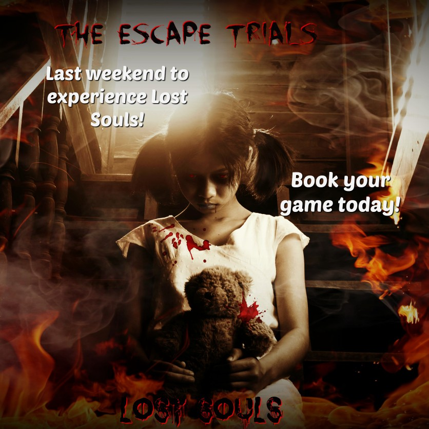 The Escape Trials-Where your Adventure begins! image 3