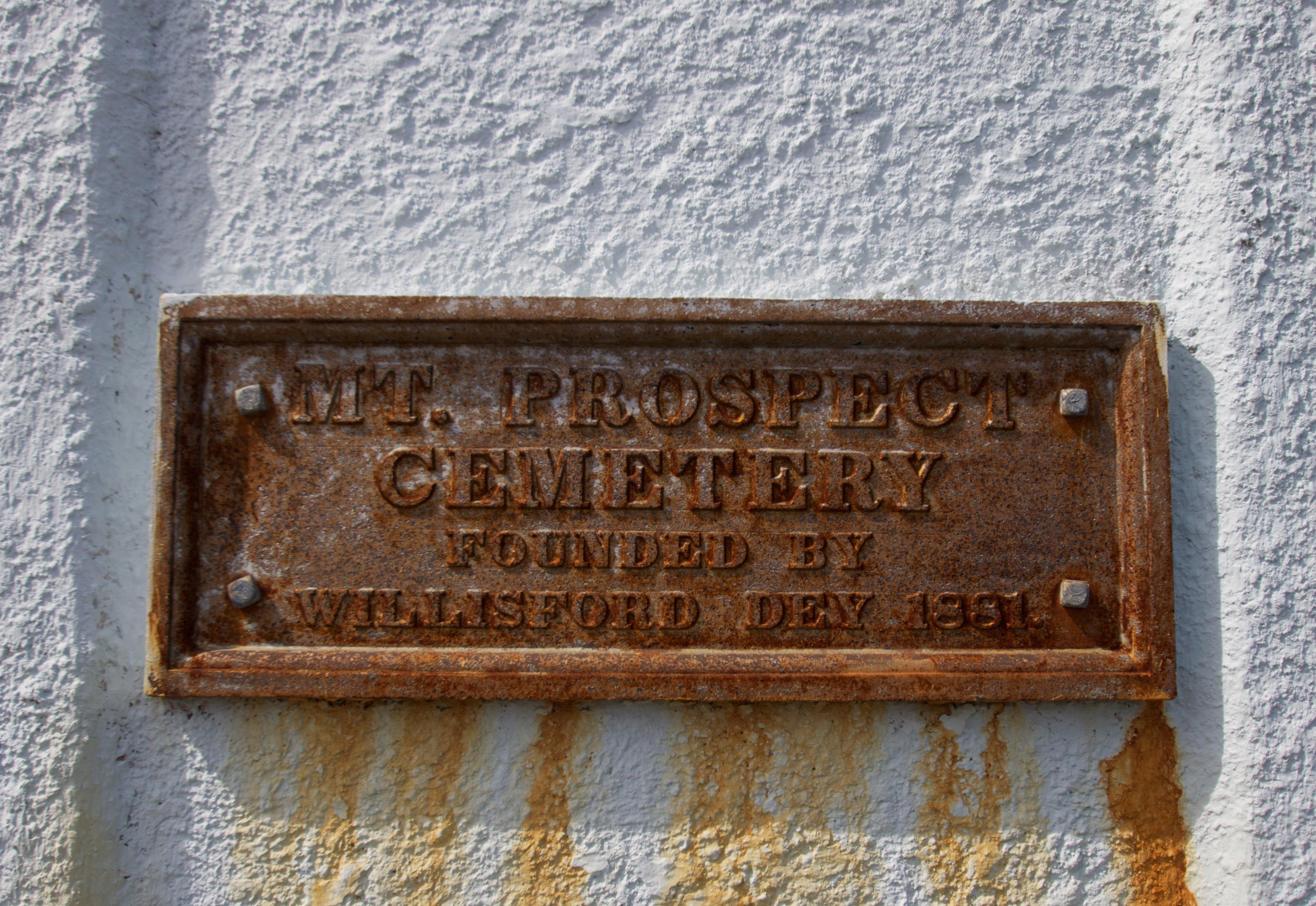 Mount Prospect Cemetery image 2